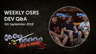 OSRS Q&A - Mobile Release Date, Troll Quest, Deadman, and more!