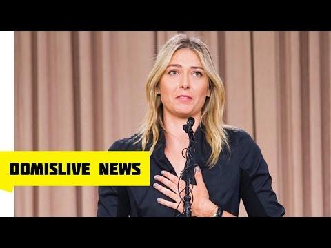 Maria Sharapova Failed Drug Test vs Serena Williams Australian Open Press Conference