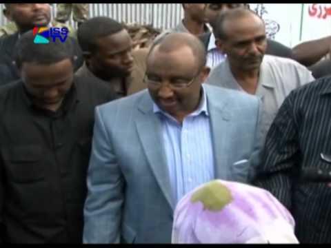 SOMALIA'S PRESIDENTIAL ELECTION