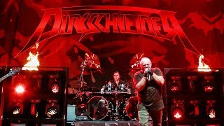 DIRKSCHNEIDER - Restless And Wild (Live in Brno) // official clip// AFM Records