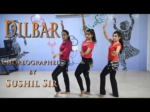 Dilbar Dilbar||Satyameva Jayate | Belly Dance|| Sushil Sir||