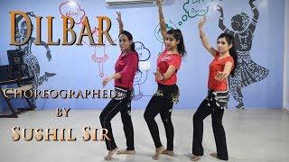 Download Dilbar Dilbar||Satyameva Jayate | Belly Dance|| Sushil Sir|| Mp3 and Videos