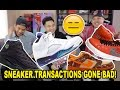 OUR WORST SNEAKER TRANSACTIONS EVER! + SNEAKER TIPS (HYPETALK)