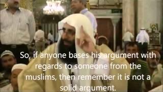 Brave Scholar educates Shias.