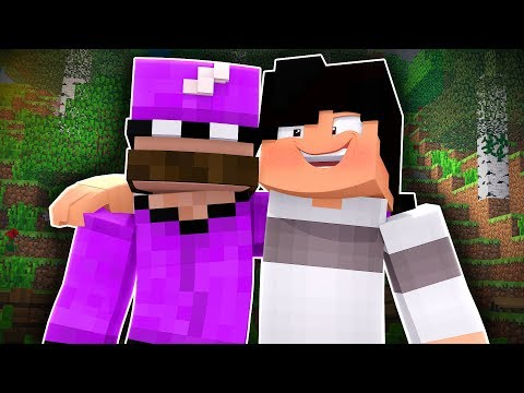 Minecraft Friends - NEW FRIEND !? (Minecraft Roleplay)