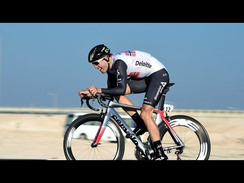 TOUR OF QATAR 2016 - STAGE 3 (Edvald Boasson Hagen) ITT (CRI LOSAIL CIRCUIT)