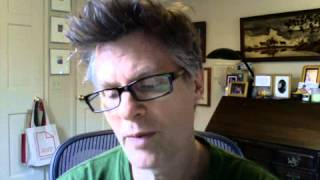 """Robert Vaughan reads """"Fang Face"""" by Matt Hart"""