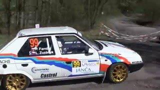 Rocksteel Valašská Rally 2016 | 99 | Petr Farník - Ladislav Zuzánek