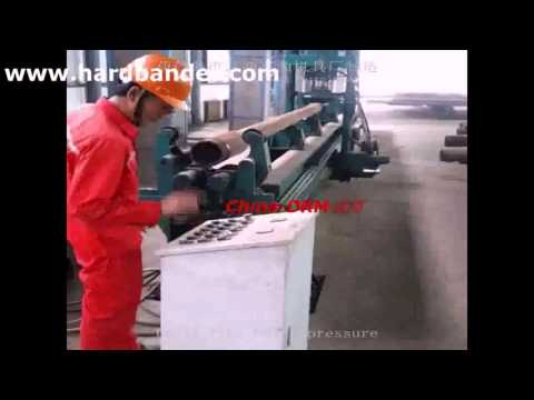 Drill Pipe Casing Tubing Point Press Straightener