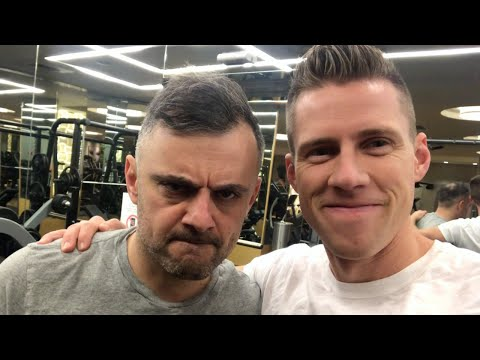 How I Became Gary Vaynerchuk's Personal Trainer