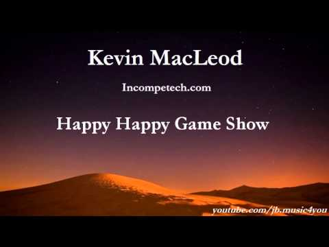 Happy Happy Game Show - Kevin MacLeod   Download Link