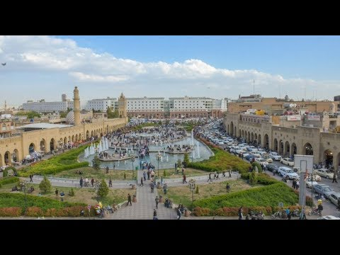 Erbil city:cinamatic short film