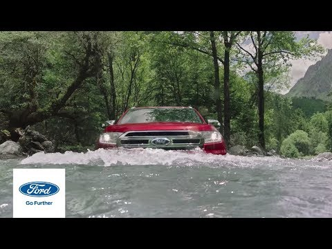 Everest Engineering: Water Wading | Ford Australia