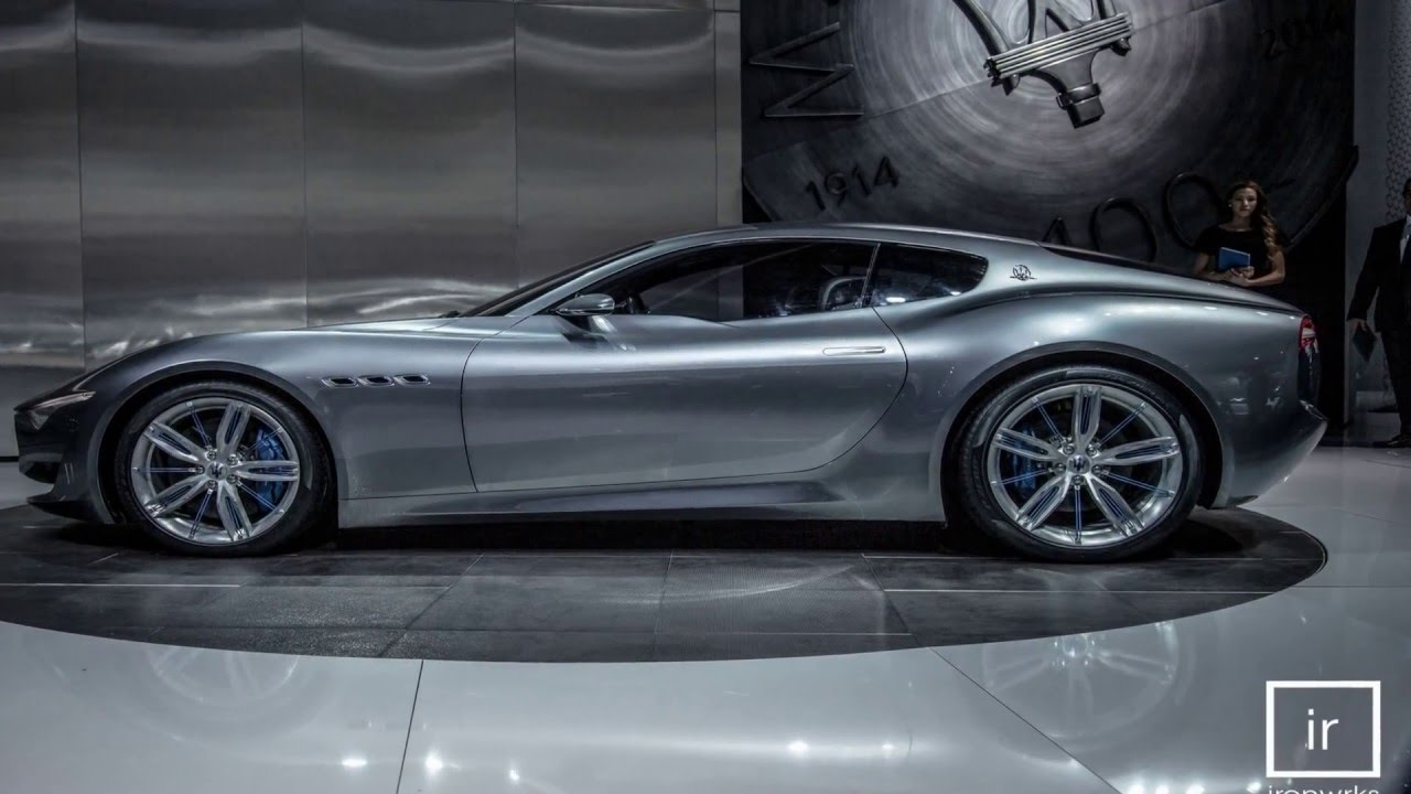 2017 Maserati Alfieri New Cars Price