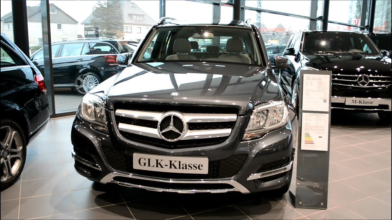 2014 new mercedes benz glk class x204 glk klasse glk 220 cdi youtube. Black Bedroom Furniture Sets. Home Design Ideas