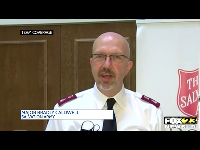 Salvation Army continues to help survivors of natural disasters