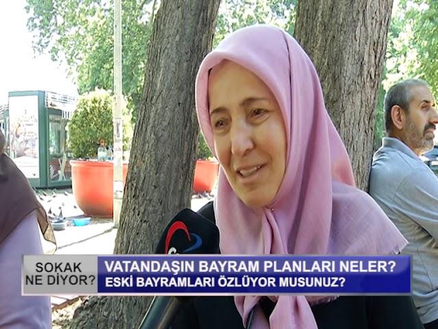 Ramazan Bayramı Sokak Röportajı