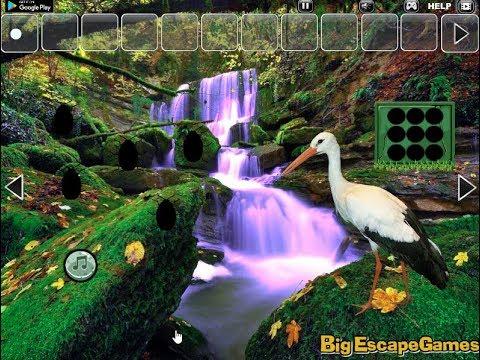 Big Crane Land Escape Walkthrough [BigEscapeGames]
