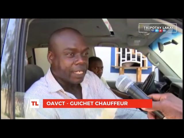 #OAVCT gen Guichet Chauffeur (Drive Thru) pou chofè yo peye ak renouvle asirans yo