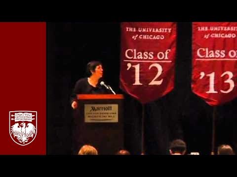 2011 Keynote Speaker: Ann C. Berzin, AB '74, JD '77