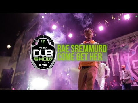 "Rae Sremmurd Performs ""Come Get Her"" LIVE I DUB Show 2015"
