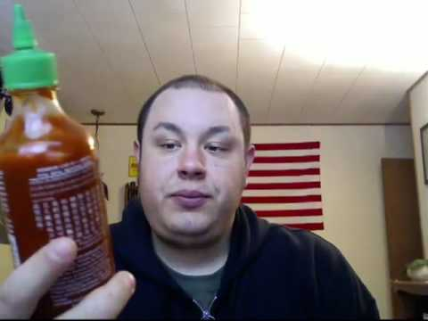 "Hot Sauce Review : Sriracha Hot Chili Sauce ""Cock Sauce"""
