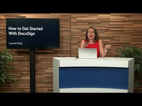 DocuSign Review - Beginners Guide PREVIEW by Bizversity.com