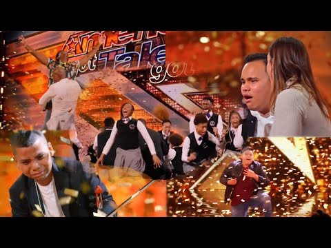 All GOLDEN BUZZER Auditions On America's Got Talent 2019!