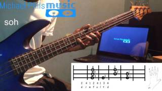Download Video Bass line of Agidigba ooo(Nigerian gospel highlife praise bass lines) MP3 3GP MP4