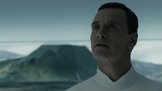 Alien: Covenant—David's birth (opening scene/prologue) | Peter Weyland | What is your name?