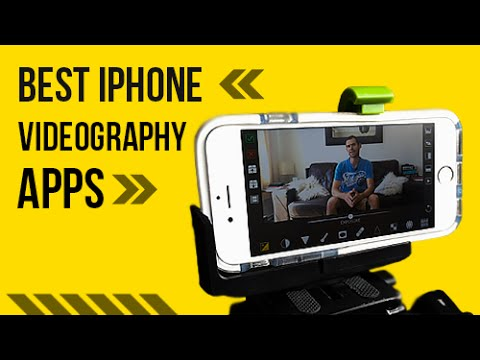 Best iPhone Videography Apps