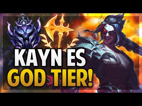 ¡STOMPEO EN RANKED! | KAYN CONQUISTADOR ESTA OP! | League of Legends thumbnail