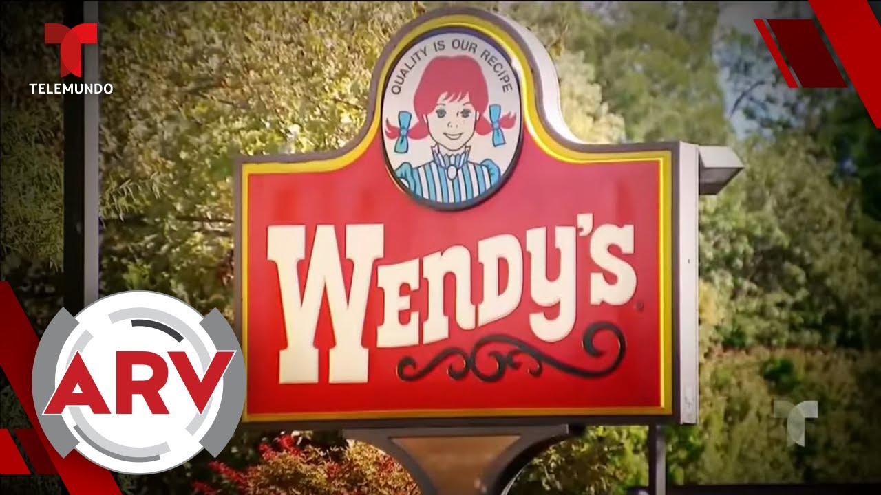 Wendy's takes hamburgers off the menu after meat shortage | Al Rojo Alivo | Telemundo thumbnail