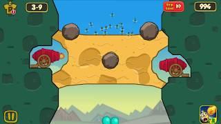 amigo Pancho - TIBET All Levels Gameplay Walkthrough Part 3 (iOS, Android)
