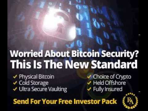 Worried About Bitcoin Security And Piracy? Invest In Theft Proof Bitcoin