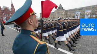 La Russie affiche sa puissance militaire à l'occasion du \