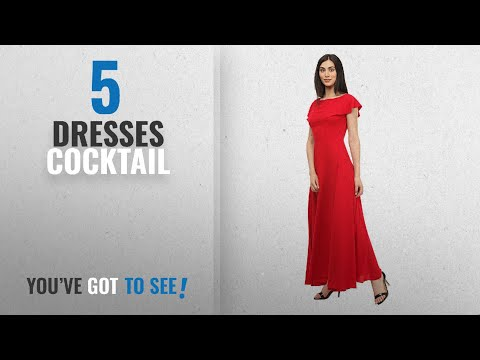 Top 10 Dresses Cocktail [2018]: LADY STARK Women's Cocktail Party Red Dress