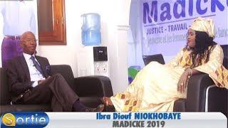 Sortie avec Ibra Diouf NIOKHOBAYE - MADICKE 2019