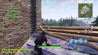 11 man tilted towers