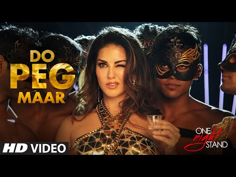 DO PEG MAAR Video   ONE NIGHT STAND  Sunny Leone  Neha Kakkar Tony Kakkar  TSeries