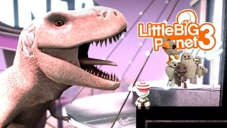 LittleBIGPlanet 3: Plastik Fantastik [Community Levels] PS4 Gameplay,