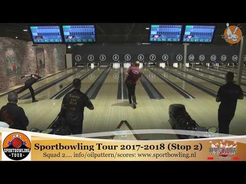 Sportbowling tour 2017-2018 Stop 2 -Squad 2 (Nieuwegein/NL)