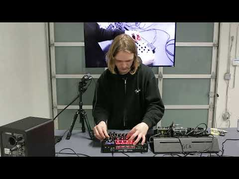 Gamechanger Audio Live at Perfect Circuit