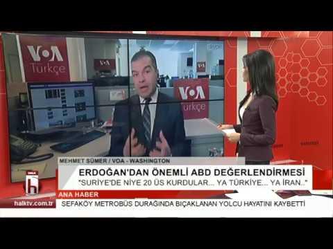 Erdoğan'dan ABD açıklaması / Mehmet Sümer