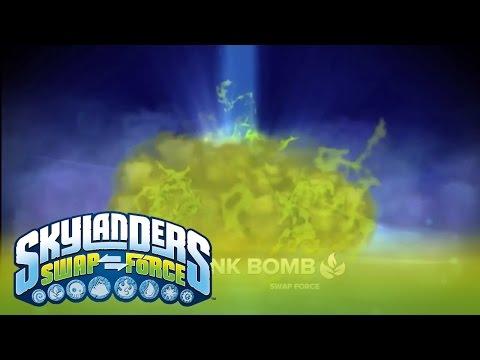 Meet the Skylanders: Stink Bomb l SWAP Force l Skylanders
