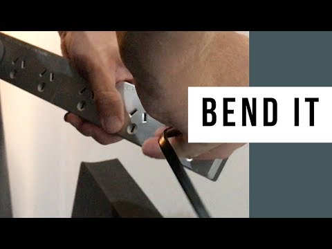 Bend A US Plug To Fit A Australian Wall Outlet
