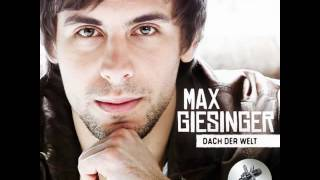 Max Giesinger Dach der Welt