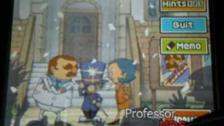 Professor Layton and the Diabolical Box Puzzle #047: The Mayoral Election