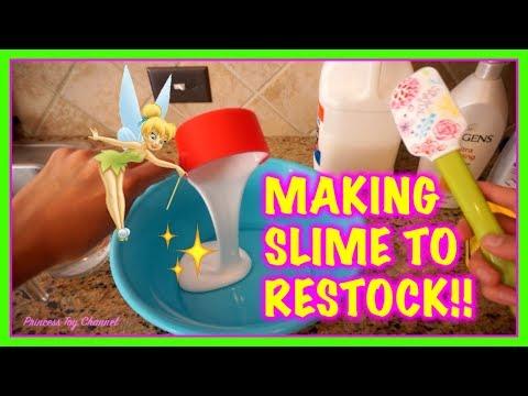 SLIME RESTOCK!! PART 2