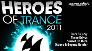 Heroes of Trance 2011 (The World